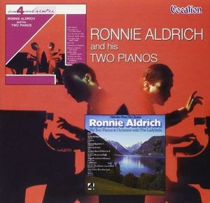 And His Two Pianos / Melodies France, Ronnie Aldrich