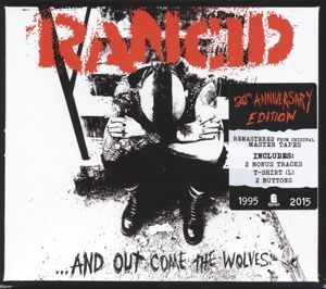 And Out Come The Wolves-Deluxe Box Inkl.T-Shirt &B, Rancid