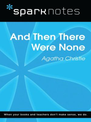"an analysis of the chapter 13 of and then there were none by agatha christie ""but no artist, i now realize, can be satisfied with art alone there is a natural craving for recognition which cannot be gain-said"" ― agatha christie, and then there were none."