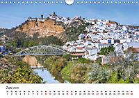 Andalusien - Weiße Dörfer und wilde Natur (Wandkalender 2019 DIN A4 quer) - Produktdetailbild 3