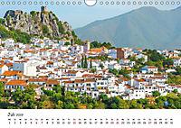 Andalusien - Weiße Dörfer und wilde Natur (Wandkalender 2019 DIN A4 quer) - Produktdetailbild 2