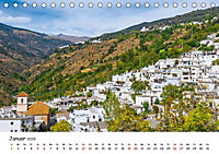 Andalusien - Weiße Dörfer und wilde Natur (Tischkalender 2019 DIN A5 quer) - Produktdetailbild 1