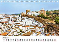 Andalusien - Weiße Dörfer und wilde Natur (Tischkalender 2019 DIN A5 quer) - Produktdetailbild 3