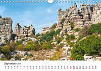 Andalusien - Weiße Dörfer und wilde Natur (Wandkalender 2019 DIN A4 quer) - Produktdetailbild 9