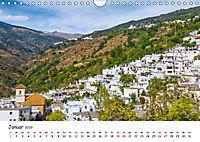 Andalusien - Weisse Dörfer und wilde Natur (Wandkalender 2019 DIN A4 quer) - Produktdetailbild 1