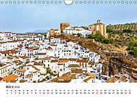 Andalusien - Weisse Dörfer und wilde Natur (Wandkalender 2019 DIN A4 quer) - Produktdetailbild 3
