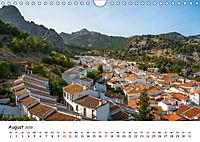 Andalusien - Weisse Dörfer und wilde Natur (Wandkalender 2019 DIN A4 quer) - Produktdetailbild 8