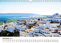 Andalusien - Weisse Dörfer und wilde Natur (Wandkalender 2019 DIN A4 quer) - Produktdetailbild 11
