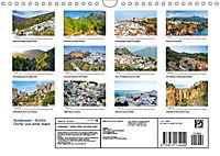 Andalusien - Weisse Dörfer und wilde Natur (Wandkalender 2019 DIN A4 quer) - Produktdetailbild 13