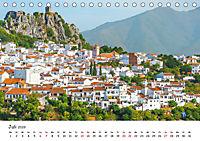 Andalusien - Weiße Dörfer und wilde Natur (Tischkalender 2019 DIN A5 quer) - Produktdetailbild 7