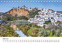 Andalusien - Weiße Dörfer und wilde Natur (Tischkalender 2019 DIN A5 quer) - Produktdetailbild 6
