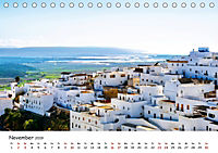 Andalusien - Weiße Dörfer und wilde Natur (Tischkalender 2019 DIN A5 quer) - Produktdetailbild 11