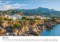 Andalusien - Weiße Dörfer und wilde Natur (Tischkalender 2019 DIN A5 quer) - Produktdetailbild 4
