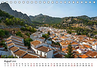 Andalusien - Weiße Dörfer und wilde Natur (Tischkalender 2019 DIN A5 quer) - Produktdetailbild 8