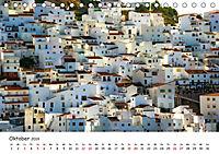 Andalusien - Weiße Dörfer und wilde Natur (Tischkalender 2019 DIN A5 quer) - Produktdetailbild 10