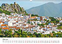 Andalusien - Weiße Dörfer und wilde Natur (Wandkalender 2019 DIN A3 quer) - Produktdetailbild 7
