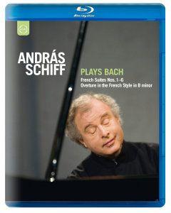 Andras Schiff Plays Bach, Andras Schiff