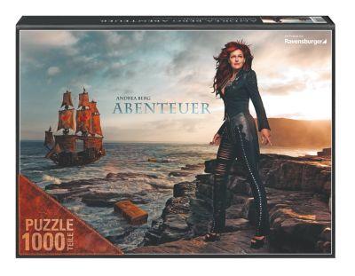 Andrea Berg Puzzle 1000-Teile, Andrea Berg