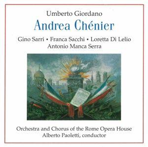 Andrea Chenier, Paoletti, Sarri, Sacchi, Lelio