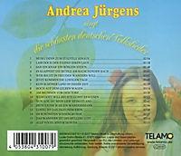 Andrea Jürgens singt die schönsten deutschen Volkslieder - Produktdetailbild 1