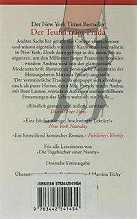 Andrea Sachs Band 1: Der Teufel trägt Prada - Produktdetailbild 1