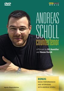 Andreas Scholl - Countertenor, Andreas Scholl