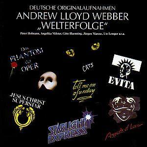 Andrew Lloyd Webber - Welterfolge, Musical, Various