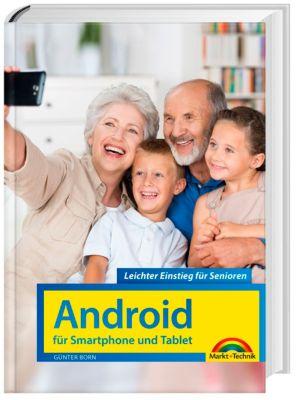 Android für Smartphones und Tablets, Günter Born
