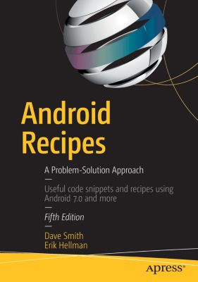 Android Recipes, Dave Smith, Erik Hellman