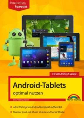 Android-Tablets optimal nutzen, Christian Immler
