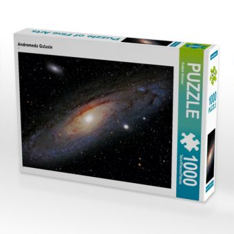 Andromeda Galaxie (Puzzle), Roland Störmer