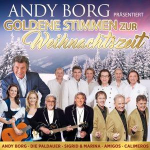 Andy Borg Präs.Goldene Stimme, Diverse Interpreten