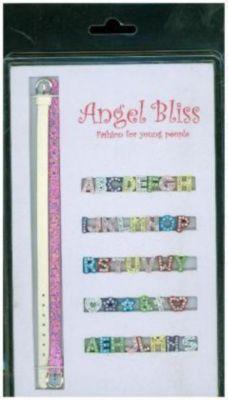 Angel Bliss mit 37 Buchstaben, Symbole + 2 Armbändern