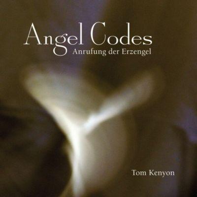 Angel Codes, 2 Audio-CDs, Tom Kenyon