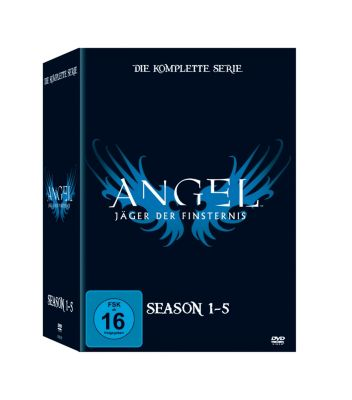Angel: Jäger der Finsternis - Komplettbox