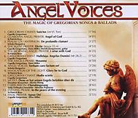 Angel Voices-The Magic Of Gregorian Songs &Ballads - Produktdetailbild 1
