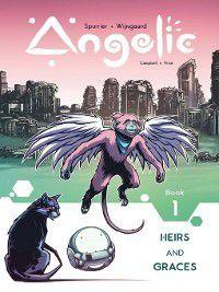 Angelic (2017): Angelic (2017), Volume 1, Simon Spurrier