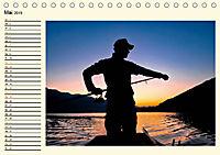 Angeln - meine Leidenschaft (Tischkalender 2019 DIN A5 quer) - Produktdetailbild 5