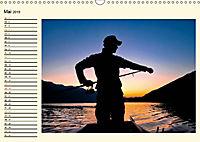 Angeln - meine Leidenschaft (Wandkalender 2019 DIN A3 quer) - Produktdetailbild 5