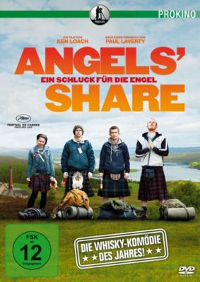 Angels' Share, Paul Brannigan, John Henshaw