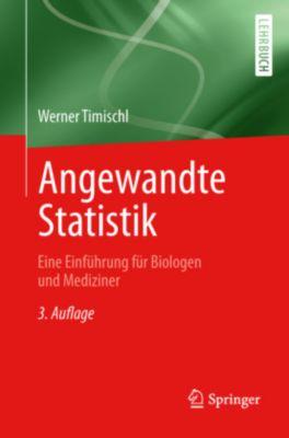 Angewandte Statistik, Werner Timischl