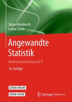 Angewandte Statistik, Lothar Sachs, Jürgen Hedderich