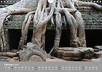 Angkor petrified giants (Wall Calendar 2019 DIN A4 Landscape) - Produktdetailbild 2