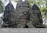 Angkor petrified giants (Wall Calendar 2019 DIN A4 Landscape) - Produktdetailbild 1