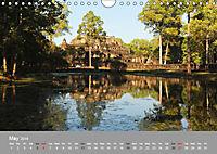 Angkor petrified giants (Wall Calendar 2019 DIN A4 Landscape) - Produktdetailbild 5
