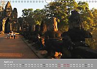Angkor petrified giants (Wall Calendar 2019 DIN A4 Landscape) - Produktdetailbild 4