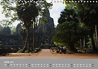 Angkor petrified giants (Wall Calendar 2019 DIN A4 Landscape) - Produktdetailbild 6