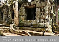 Angkor petrified giants (Wall Calendar 2019 DIN A4 Landscape) - Produktdetailbild 10