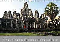 Angkor petrified giants (Wall Calendar 2019 DIN A4 Landscape) - Produktdetailbild 7