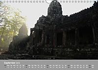 Angkor petrified giants (Wall Calendar 2019 DIN A4 Landscape) - Produktdetailbild 9